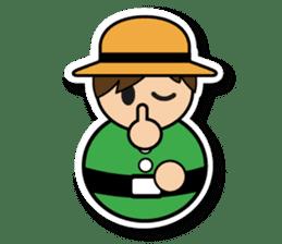 Karibukai Sticker sticker #2175939