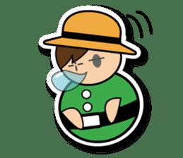 Karibukai Sticker sticker #2175952