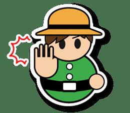 Karibukai Sticker sticker #2175953