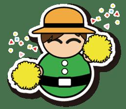 Karibukai Sticker sticker #2175958