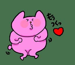 Yodareneko8 sticker #2176523