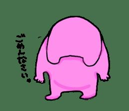 Yodareneko8 sticker #2176552