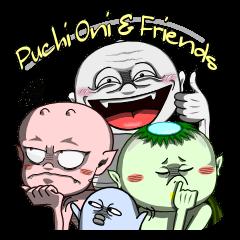 Puchi Oni & Friends