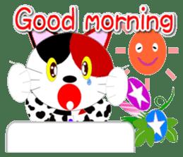 Miketa's message Sticker PART2(English ) sticker #2178160