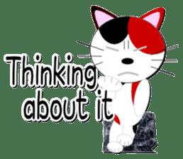Miketa's message Sticker PART2(English ) sticker #2178165