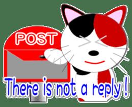 Miketa's message Sticker PART2(English ) sticker #2178167
