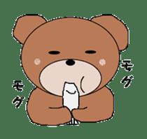 I bear! ! sticker #2181787