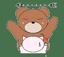 I bear! ! sticker #2181791