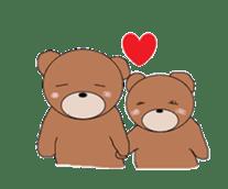 I bear! ! sticker #2181794