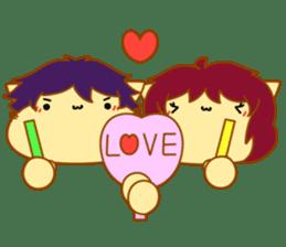 an idol fan sticker #2182254