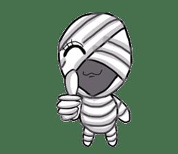 mummy girl  (Only illustration ) sticker #2183418