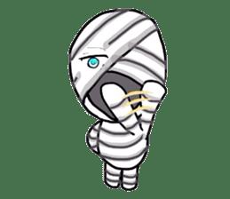 mummy girl  (Only illustration ) sticker #2183421