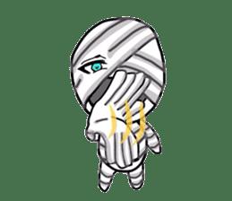 mummy girl  (Only illustration ) sticker #2183424
