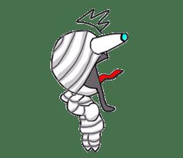 mummy girl  (Only illustration ) sticker #2183425