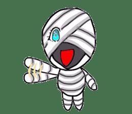 mummy girl  (Only illustration ) sticker #2183426
