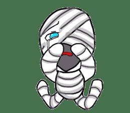 mummy girl  (Only illustration ) sticker #2183429