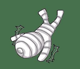 mummy girl  (Only illustration ) sticker #2183435
