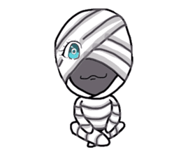 mummy girl  (Only illustration ) sticker #2183438