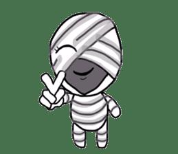 mummy girl  (Only illustration ) sticker #2183439