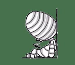 mummy girl  (Only illustration ) sticker #2183441