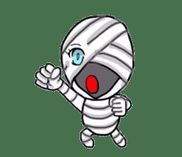 mummy girl  (Only illustration ) sticker #2183443