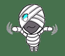 mummy girl  (Only illustration ) sticker #2183450