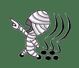 mummy girl  (Only illustration ) sticker #2183453