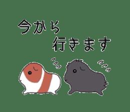 Animals cute sticker #2185910