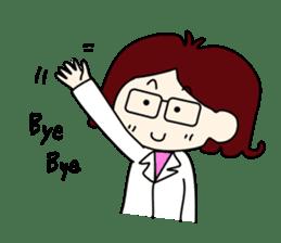 Doctor N(English) sticker #2186497