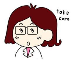 Doctor N(English) sticker #2186528