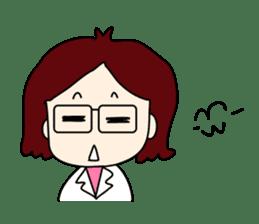 Doctor N(English) sticker #2186532