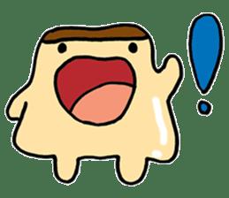 Mr.Pudding sticker #2188586