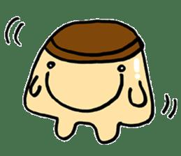 Mr.Pudding sticker #2188592