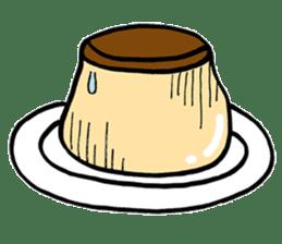 Mr.Pudding sticker #2188597