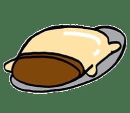 Mr.Pudding sticker #2188601
