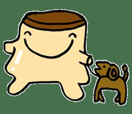Mr.Pudding sticker #2188602
