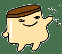 Mr.Pudding sticker #2188605