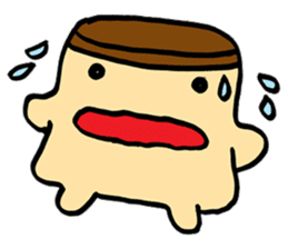 Mr.Pudding sticker #2188620