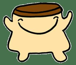Mr.Pudding sticker #2188621