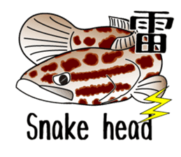 Black bass lure fishing sticker #2189015