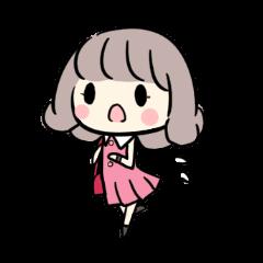 Kawaii Business Girl