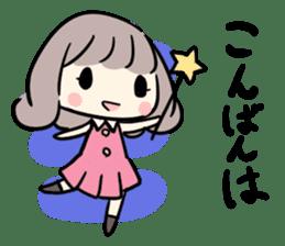 Kawaii Business Girl sticker #2189146