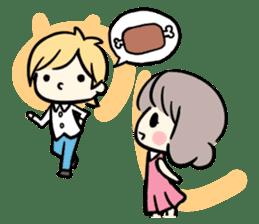Kawaii Business Girl sticker #2189164