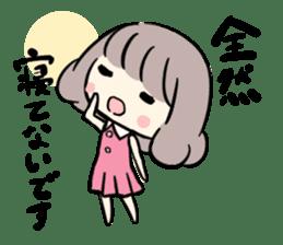 Kawaii Business Girl sticker #2189180