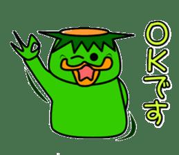 Kappa clan sticker #2189513