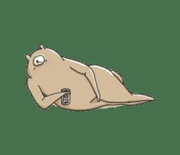Kuma Sapiens Pro sticker #2191588