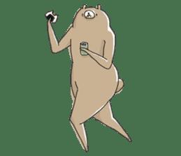 Kuma Sapiens Pro sticker #2191604