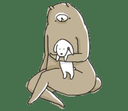 Kuma Sapiens Pro sticker #2191605