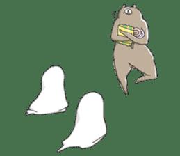Kuma Sapiens Pro sticker #2191609