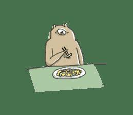 Kuma Sapiens Pro sticker #2191611